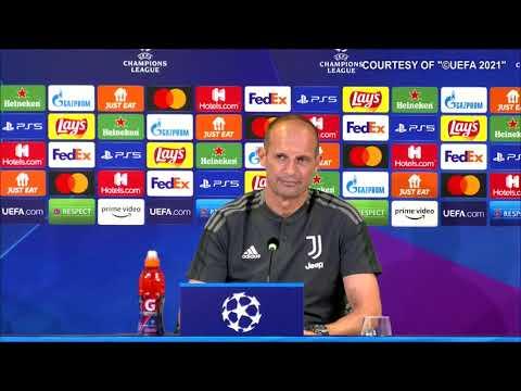 """Juve-Chelsea, Allegri: """"Ho le idee ancora un po' confuse sull'attacco. Anche in difesa.."""""""