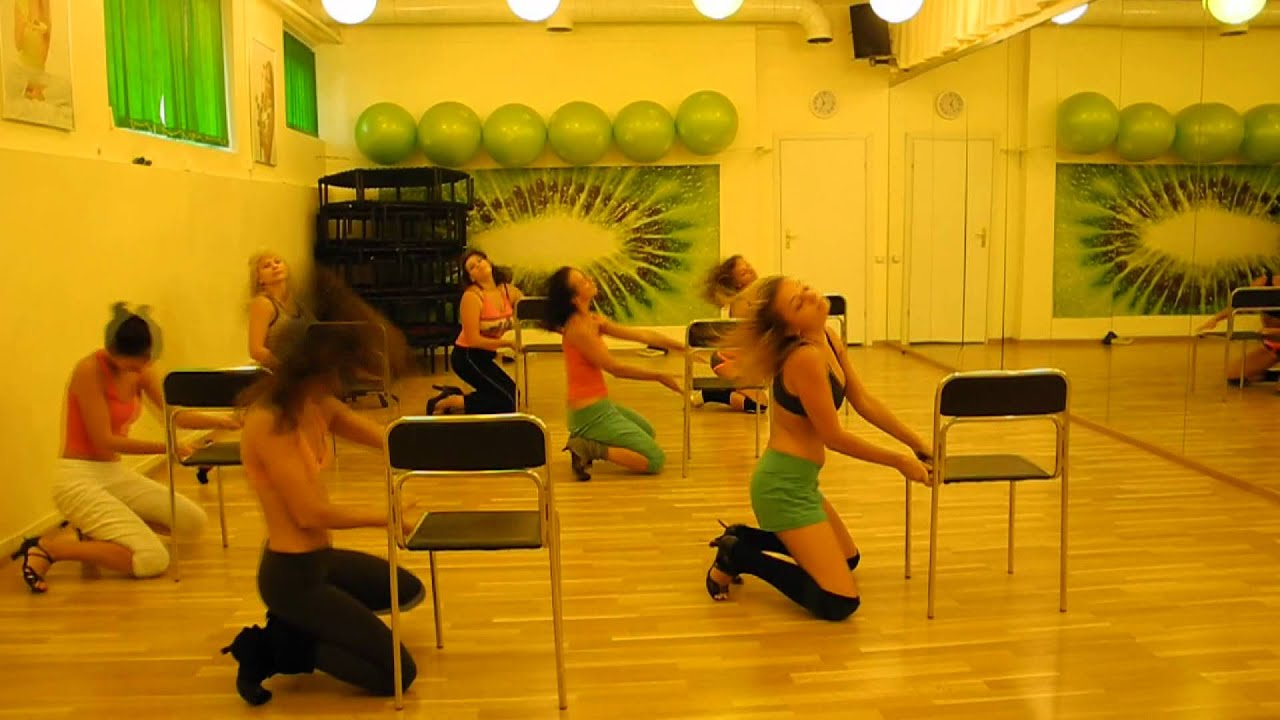 Exercise strip video
