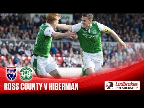 Hanlon on target as Hibees win at Staggies