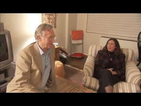 Richard Dawkins explains his 'Scarlet A' lapel pin - The Out Campaign