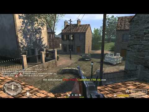 michel @ Call of Duty 1  --  Carentan Deathmatch