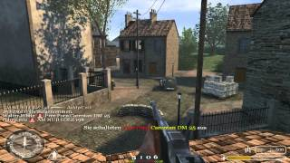 michel @ Call of Duty 1  --  Carentan Deathmatch