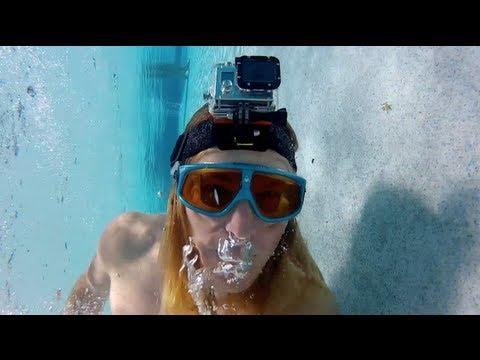 GoPro Floaty Backdoor On GoPro Head Strap Mount - GoPro Tip #198