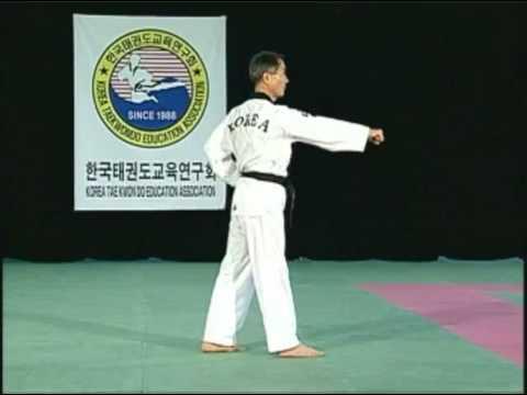 taegeuk 1 jang (bài quyền 1 taekwondo)