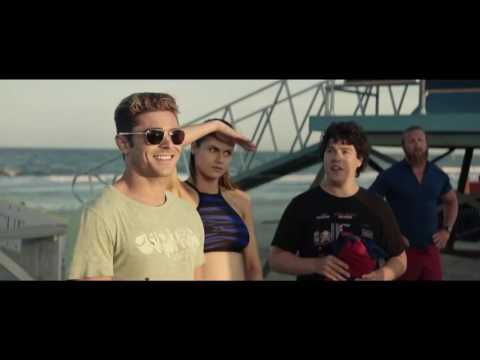 Baywatch - New clips (2017) HD