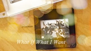 What If What I Want Makes You Sad || EXO || OT12