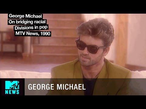 George Michael Explains 'Listen Without Prejudice'   MTV News 1990 Interview