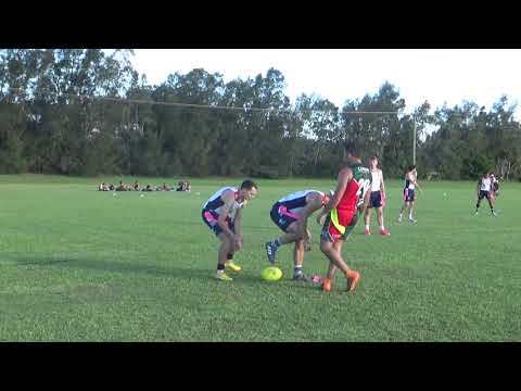 Tag Rugby World Cup 2018 - GB vs Lebanon (part 1)