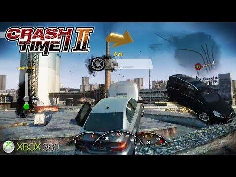 Crash Time II - Xbox 360 Gameplay (2008)
