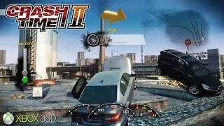 Crash Time II - Xbox 360 Gameplay (2008)