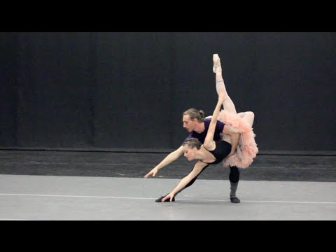 Maine State Ballet: The One Handed