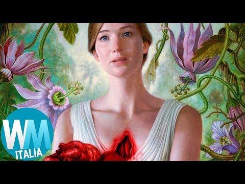 Top 10 FILM che hanno FATTO USCIRE DI SALA il PUBBLICO!