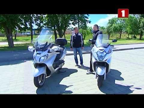 Сравнительная характеристика SUZUKI Borman и Honda Silver Wing. Коробка передач