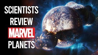 Which MCU Planets Could Really Exist?