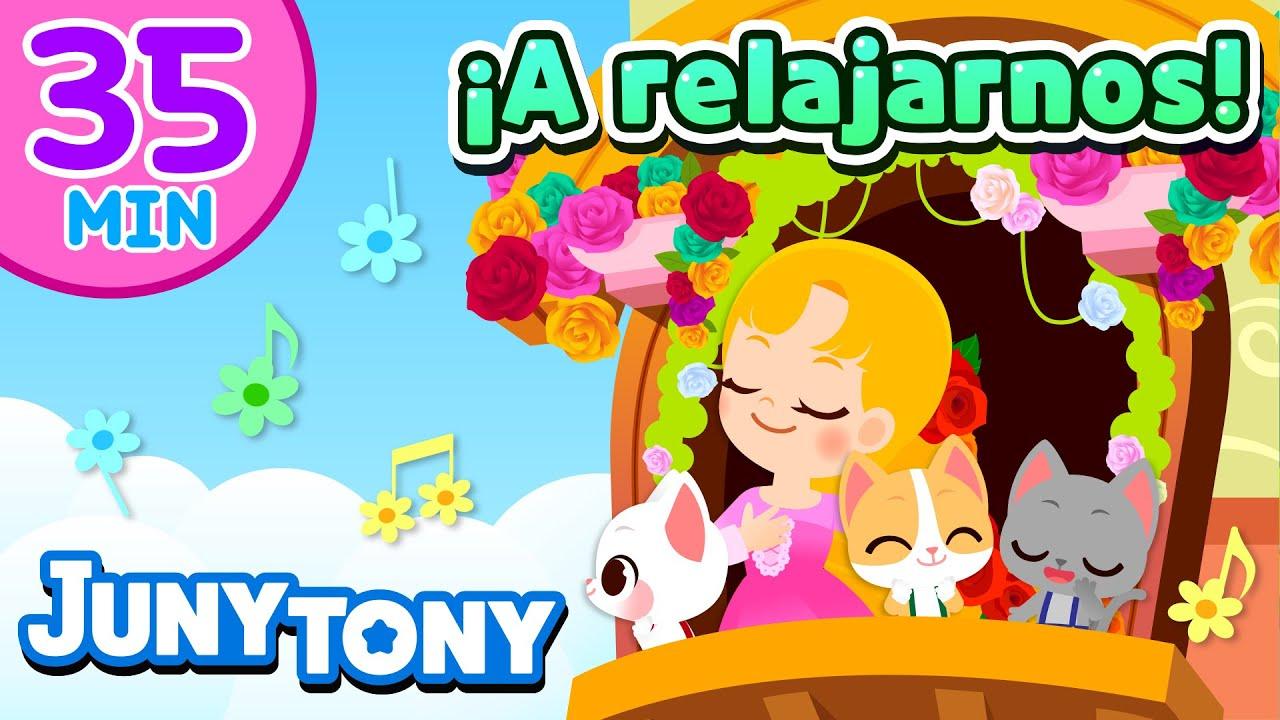 🎹🎶¡A Relajarnos! | Canciones para Relajarnos | Juny Tony en español