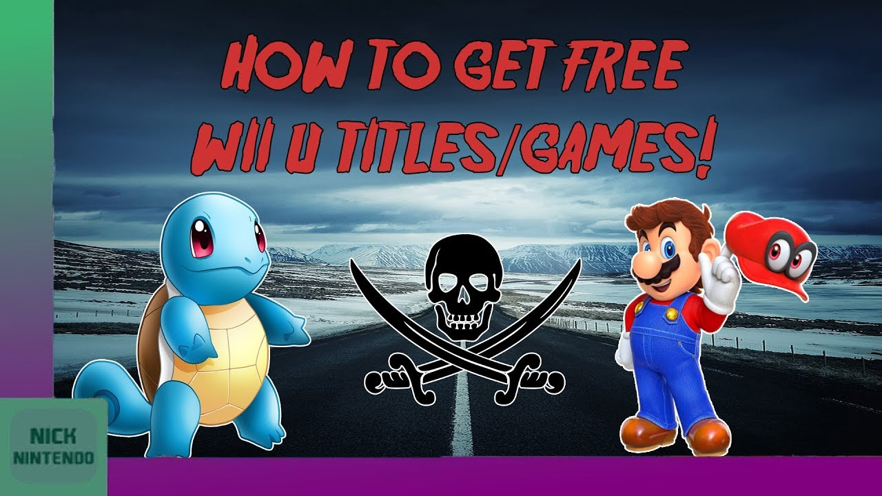 How to download and play wii games for free! (update video in.