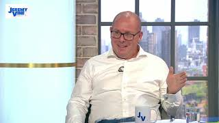 Big Brother's Nick Leeson on Roxanne Pallett and going to prison