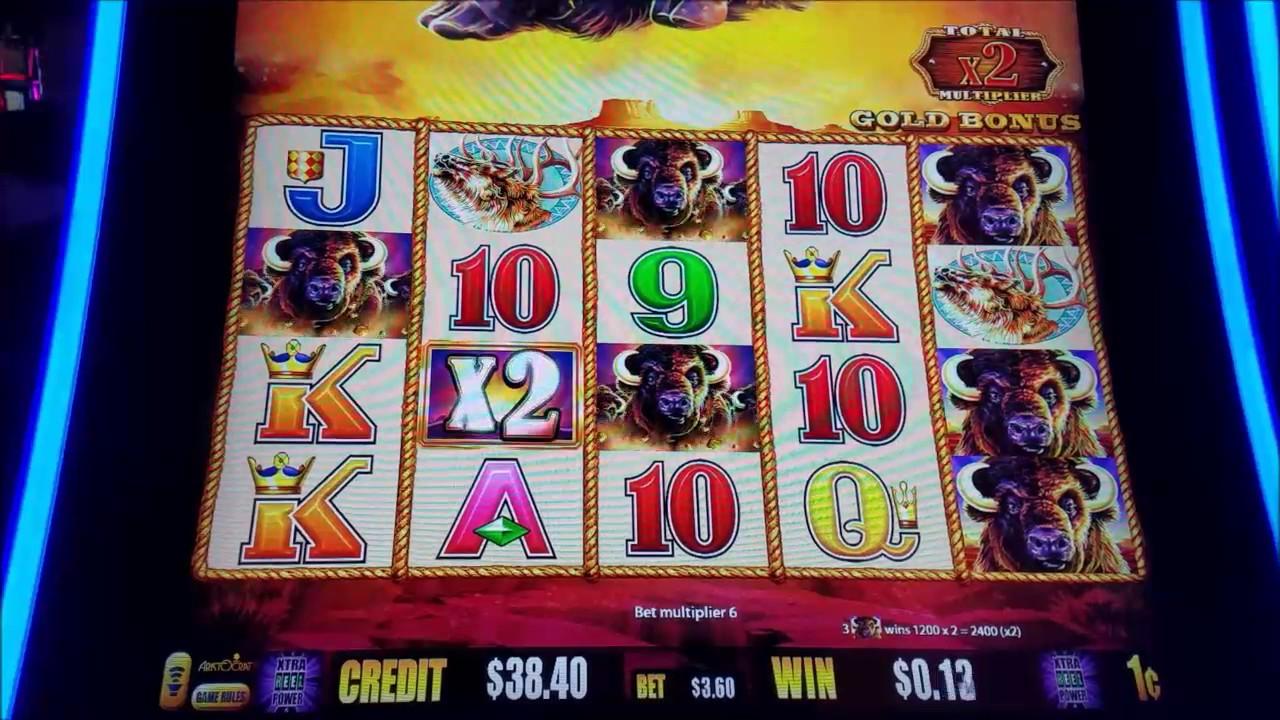 Buffalo gold slot machine youtube la riviera casino code bonus