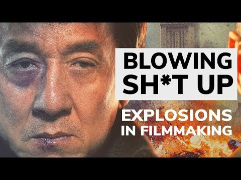 What Are Special Effects? BTS Of Explosions BBC Series The Bodyguard And The Movie The Foreigner