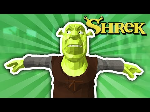 HOW TO BE SHREK IN ROBLOXIAN HIGHSCHOOL!!