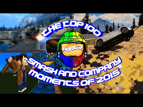 Top 100 Smash and Company Moments of 2015 - Part 2