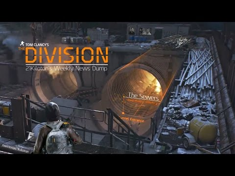Tom Clancy's The Division - 21kilotons Weekly News Dump 9th May 2017