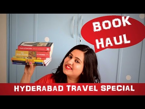 Hyderabad Book Haul - Part 1