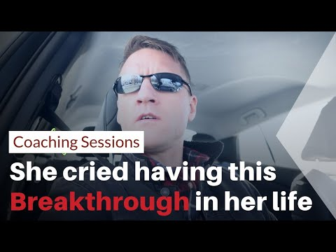Coaching Sessions: She cried having this breakthrough