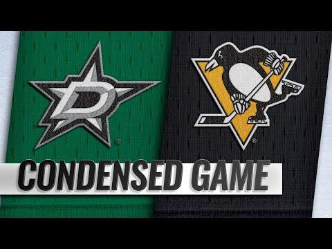 11/21/18 Condensed Game: Stars @ Penguins