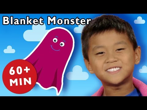M Is for Monster   Blanket Monster and More   Baby Songs from Mother Goose Club!