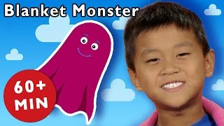 M Is for Monster | Blanket Monster and More | Baby Songs from Mother Goose Club!