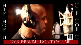 DMX & Rakim f/Shontelle - Don