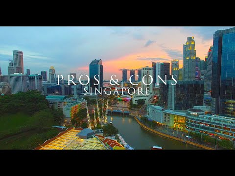 THE PROS & CONS OF LIVING IN SINGAPORE