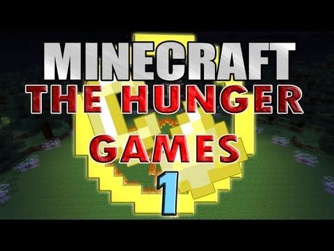 Minecraft: Hunger Games - Part 1