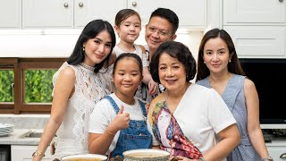 COOKING WITH MY MOTHER IN LAW: MOMMY EVIE'S FAMOUS KARE-KARE | Heart Evangelista