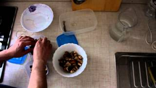 Как размочить сухие грибы для грибного супа