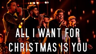 All I want for christmas is 1D (2013)