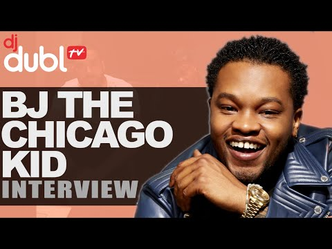 BJ The Chicago Kid Interview - Blowing up with Schoolboy Q, movie auditions gone wrong & new album!
