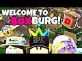 ROBLOX | Welcome to BOXburg! (Part 1) EPIC Collab w/ iKotori & AntarcticAnnie | Bloxburg speedbuild