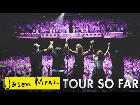 Jason Mraz & Raining Jane   'YES!' World Tour   Jason Mraz