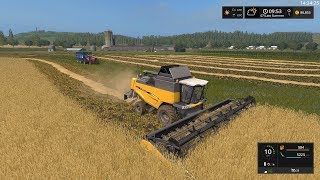 Farming Simulator 17 Timelapse | South Mountain Creamery EP#2