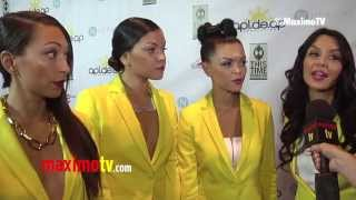 "The Lylas ""We Look Like Bad Ass BEES"" Interview ""Time For Hope Gala"" 2013"