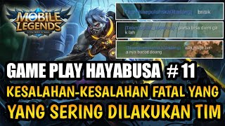 REVIEW ‼️ POINT KESALAHAN DARI TIM YANG BERAKIBAT FATAL | MOBILE LEGENDS