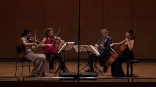 Korngold String Quartet No.3 - Finale -