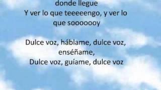 dulce voz de Azul y Gerbera  letra YouTube Videos