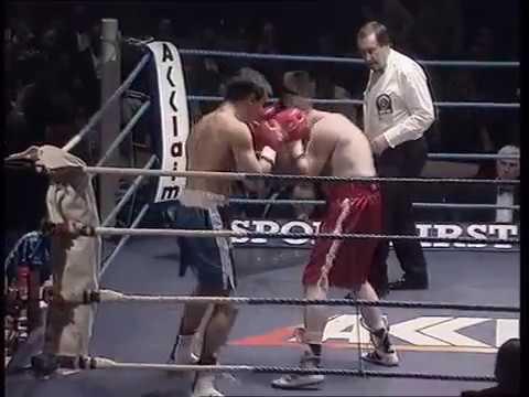 Darren Corbett vs Roberto Dominguez 26.5.1998 - IBO Inter-Continental Cruiserweight Title