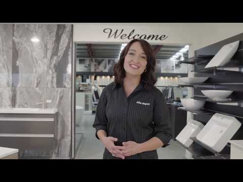 The Tile Depot In Store Experience