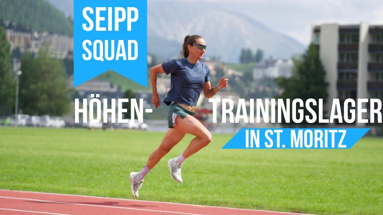 Trainingslager in St. Moritz | inkl. Albula-Pass & Bernina-Pass **English Subtitles **