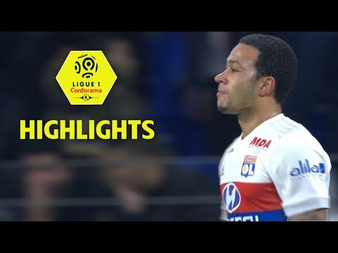 Highlights : week 25 / ligue 1 conforama 2017-18