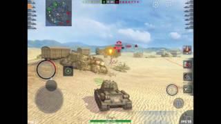 Обзор Т-34-85 Rudy wot blitz. Рыжая имба.